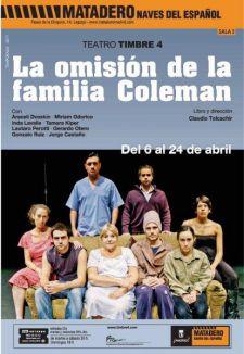 La omisión de la familia Coleman