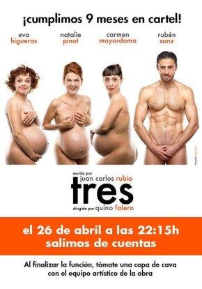 Tres Juan Carlos Rubio