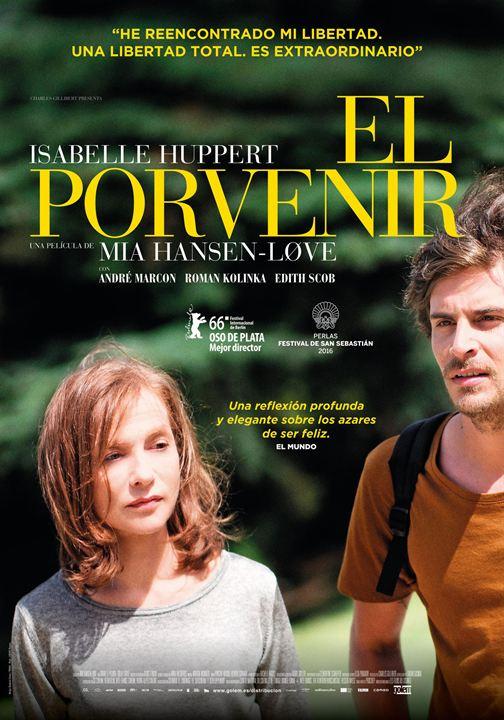 El Porvenir Isabelle Huppert Mia Hansen Love