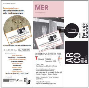 Colección Mer Conversaciones con coleccionistas de arte contemporáneo Dan Cameron Patricio Pron Turner La Fábrica José María de Francisco Luis Caballero